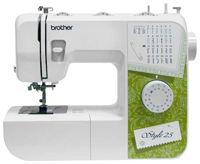 Швейная машина Brother Style 25 от Ravta