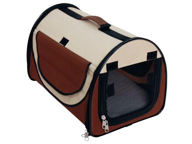 Палатка-туннель, складная, 48х41х41 см, кор/бежКлетки, вольеры, переноски<br><br><br>Артикул: C2058883<br>Бренд: Croci<br>Родина бренда: Италия