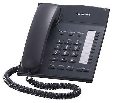 Телефон Panasonic KX-TS2382RUB (черный) от Ravta