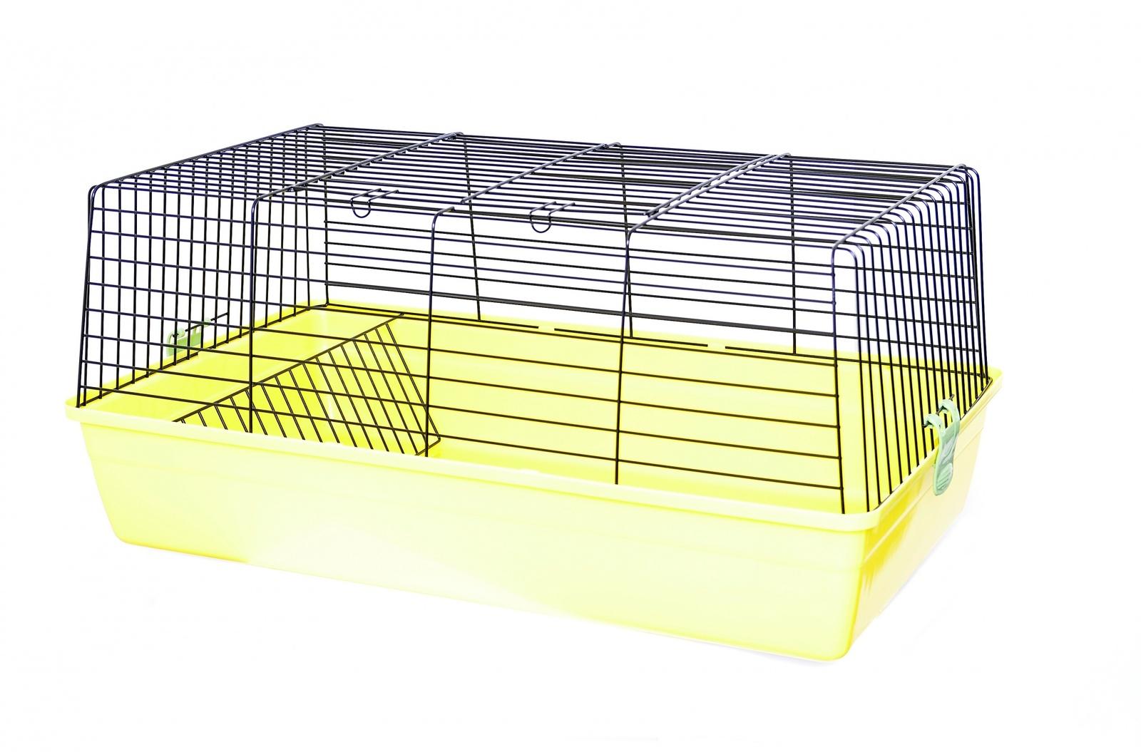 benelux Benelux Клетка для грызунов 70 * 45 * 36 см (Rodent cage cavie 3 coloured funny) 35166 31474