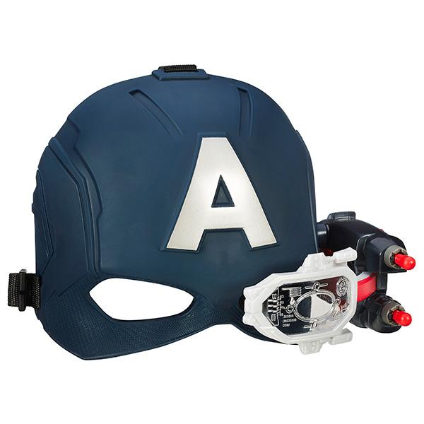 Электронный шлем Первого Мстителя Avengers B5787 от Ravta