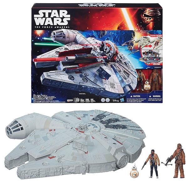 Флагманский космический корабль Star Wars B3678 от Ravta