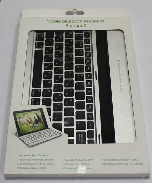 ZAGGMATE Aluminum Keyboard / Case for iPad Bluethooth <ZMAP9701KB> от Ravta