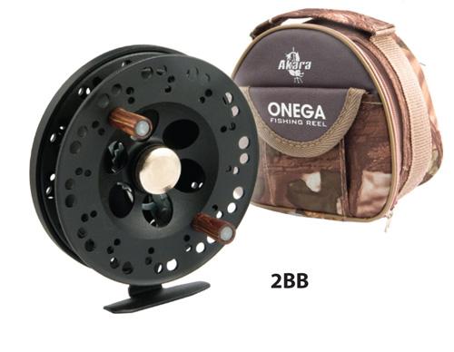 Катушка провод. Akara Onega XT120B 2bb в сумке от Ravta