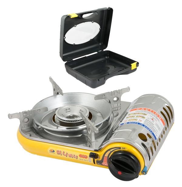 Плитка газовая в чемодане Fuga Compact TPB-102 от Ravta