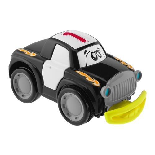 Турбо-машина Round car от Ravta