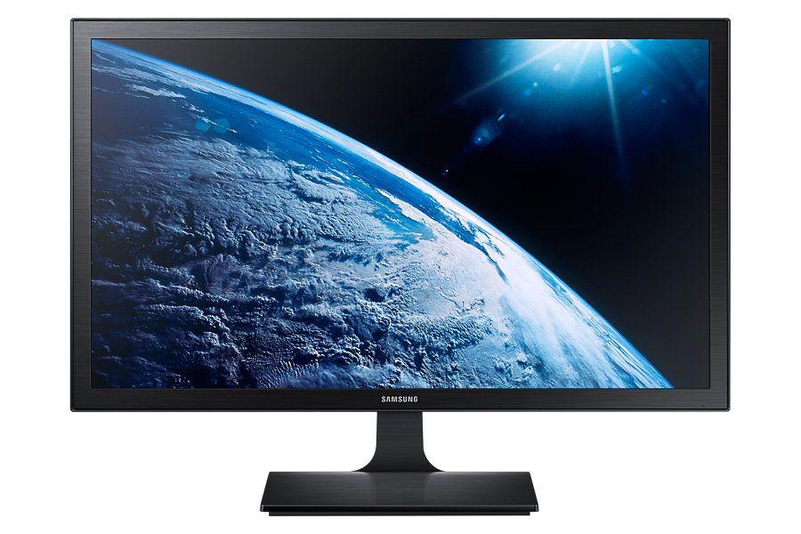 """Монитор Samsung S24E310HL (черный) 23.6"""" VA LED 5ms 16:9 HDMI матовая 250cd 90гр/65гр 1920x1080 D-Su от Ravta"""