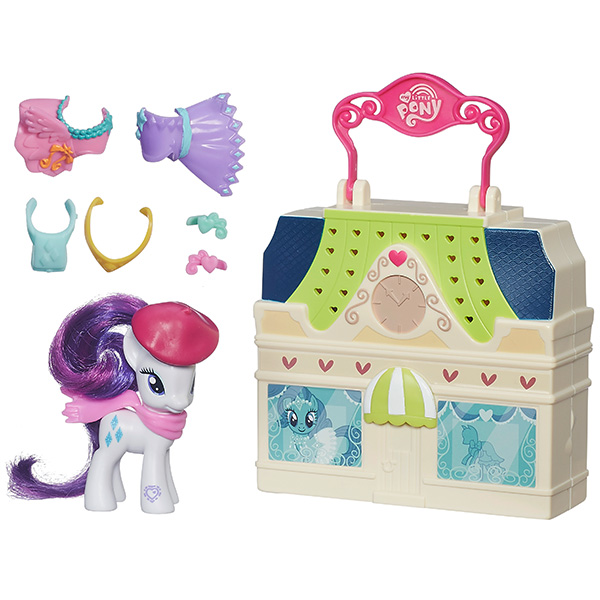 Мейнхеттен, в ассортименте My Little Pony B3604Фигурки, наборы с фигурками<br><br><br>Артикул: B3604<br>Бренд: Hasbro My Little Pony
