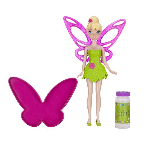 Кукла Дисней Фея 23 см Мыльные Пузыри, Disney Fairies 513550Куклы и аксессуары для кукол<br><br><br>Артикул: 513550<br>Бренд: Disney Fairies