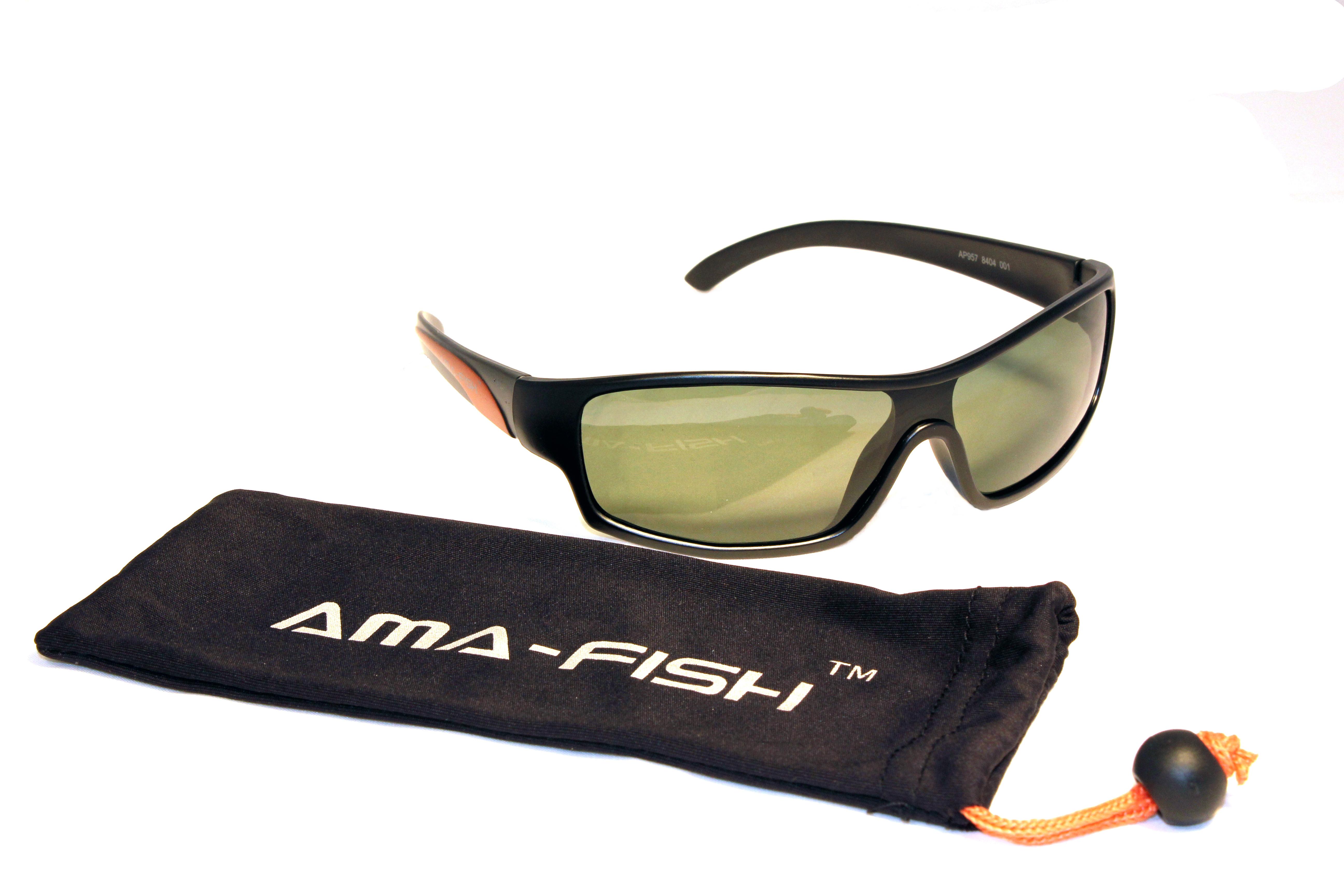 Как правильно подобрать поляризационные очки для рыбалки