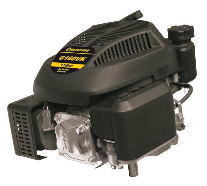 Двигатель CHAMPION G160VK от Ravta