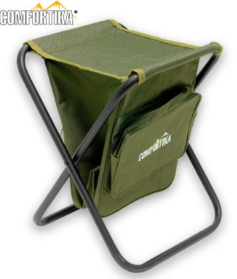 Стульчик YD0602 без спинки с сумкой H-2027 от Ravta