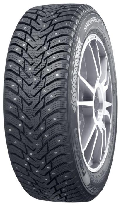 245/45 R18 Nokian Hakkapeliitta 8 XL 100T ШипЛегковые шины<br><br><br>Артикул: 205966<br>Сезонность шины: зимняя<br>Бренд: Nokian