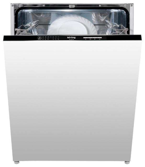 Встраиваемая посудомоечная машина Korting KDI 60130Встраиваемые посудомоечные машины<br><br><br>Артикул: KDI 60130<br>Бренд: KORTING<br>Управление: электронное<br>Дисплей: нет<br>Защита от протечек: есть<br>Сушка посуды: турбосушка<br>Уровень шума (дБ): 49<br>Цвет: черный<br>Глубина(см): 55<br>Класс энергопотребления: А++<br>Высота (см): 82<br>Расход воды за цикл: 14<br>Возможность встраивания: полновстраиваемая<br>Класс мойки: A<br>Ширина: 60<br>Таймер отсрочки запуска: 12<br>Использование средств 3 в 1: есть<br>Энергопотребление за цикл: 1,05