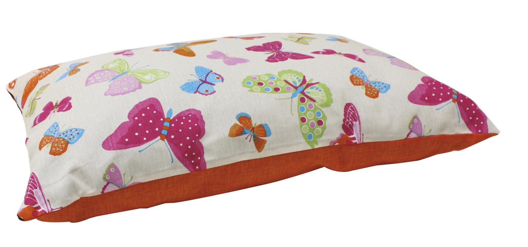 Матрац прямоугольный Бабочки, 70*100 смДомики, лежаки, когтеточки<br><br><br>Артикул: C2078023<br>Бренд: Croci<br>Родина бренда: Италия