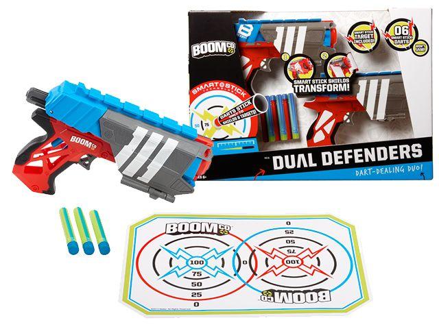Здесь можно купить Набор Бумко Бластеров Двойная Защита Boomco, BGY63  Набор Бумко Бластеров Двойная Защита Boomco, BGY63