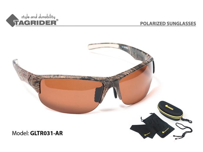 Очки поляриз.Tagrider в чехле GLTR 031 AR от Ravta