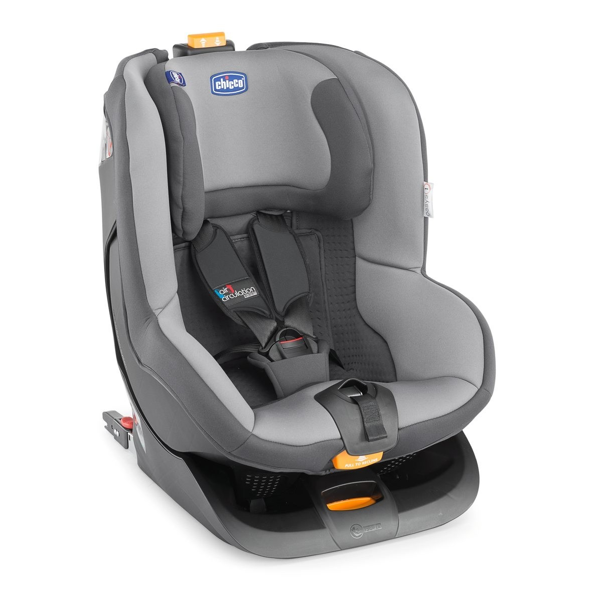 Автокресло NEW OASYS 1 EVO ISOFIX Moon от Ravta