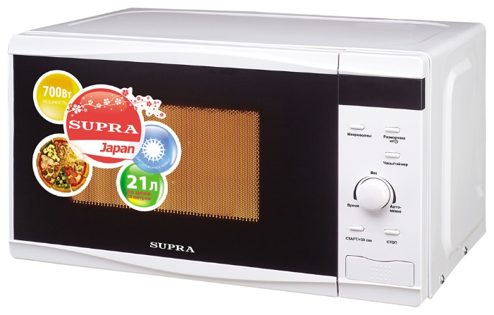 Микроволновая печь Supra MWS-2126 TW от Ravta