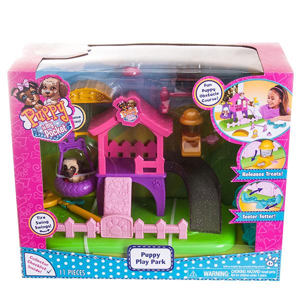Игровая площадка для щенков Puppy In My Pocket 48565 от Ravta