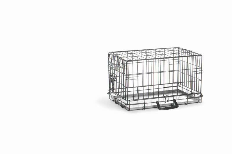 Клетка д/трансп. собаки I.P.T.S., 49х33х39.5 см, черн.Клетки, вольеры, переноски<br><br><br>Артикул: 0715764<br>Бренд: I.P.T.S.<br>Родина бренда: Голландия