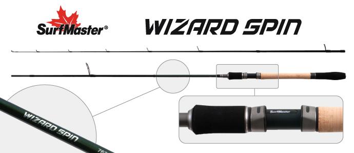 Спиннинг штек. уг/пласт. 2 колена Surf Master SP1120 Wizard Spin 862MLF HMC (2,8-10,5) 2,59 мСпиннинги<br><br><br>Артикул: SP1120-259<br>Бренд: Surf Master<br>Количество штук в упаковке: 1<br>Продажа товара кратно упаковке: Да