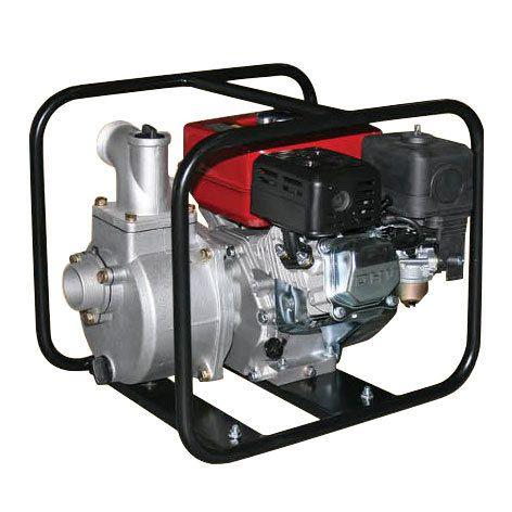 Мотопомпа DDE PN51, бензиновая вых.50мм 5лс 25м3/ч 3.6л 24кг, слабозагр. вода диам.4мм PN51 от Ravta