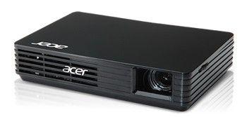 Проектор Acer C120 DLP 100 FWVGA 1000 ресурс лампы20000 0.18kg от Ravta