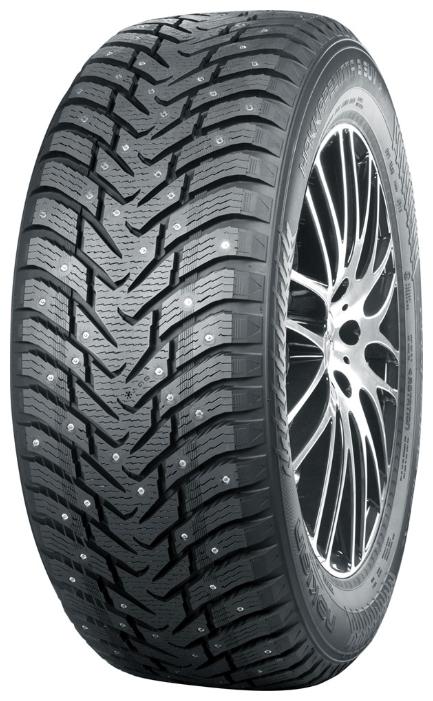 255/65 R17 Nokian Hakkapeliitta 8 SUV XL 114T ШипЛегковые шины<br><br><br>Артикул: 206825<br>Сезонность шины: зимняя<br>Бренд: Nokian
