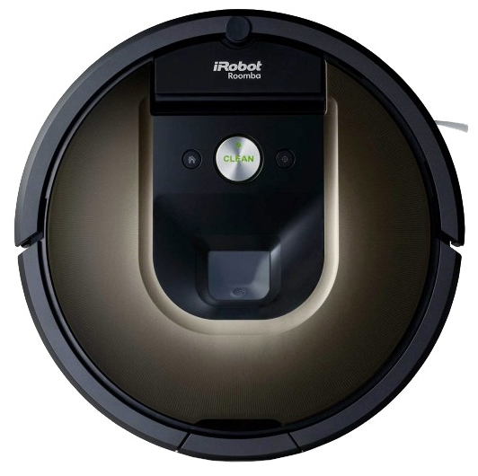 Робот-пылесос iRobot Roomba 980 от Ravta