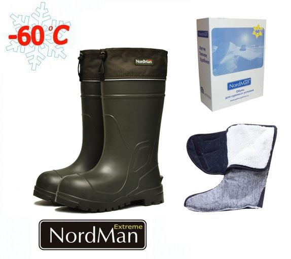 Здесь можно купить Сапоги Nordman ПЕ-16УММ NordManExtreme -60С утепл. с манж. 44-45 р-р.  Сапоги Nordman ПЕ-16УММ NordManExtreme -60С утепл. с манж. 44-45 р-р.