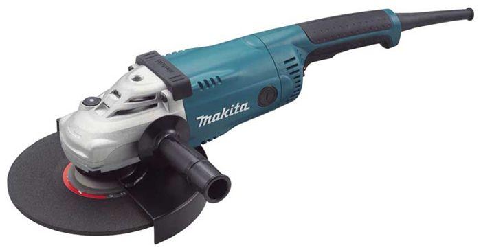 Угловая шлиф.машина MAKITA GA 9020SF, 2.2кВт 230мм 6600об/мин плавн.пуск GA9020SF от Ravta
