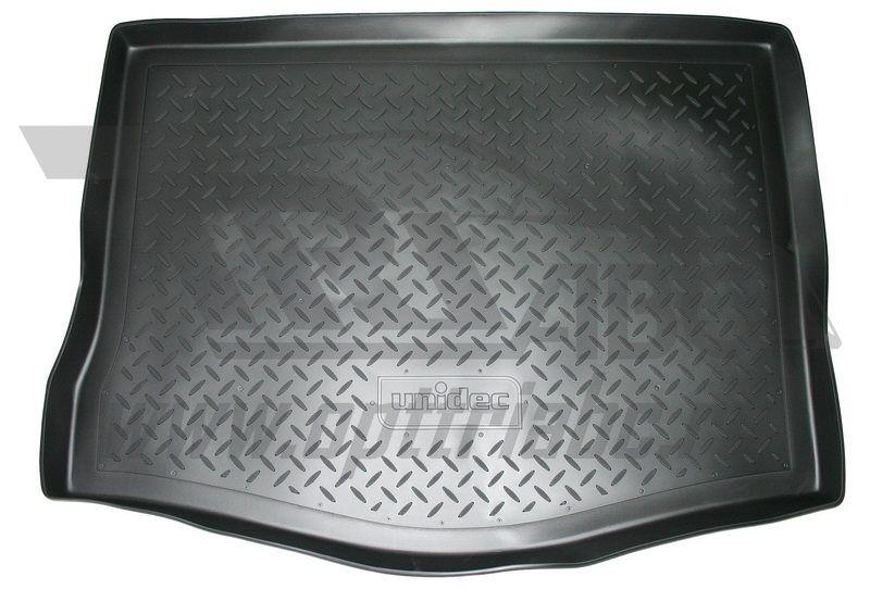 Коврик Norplast багажника для Nissan Pathfinder (R52) (2014-) ( сложенный 3 ряд) от Ravta
