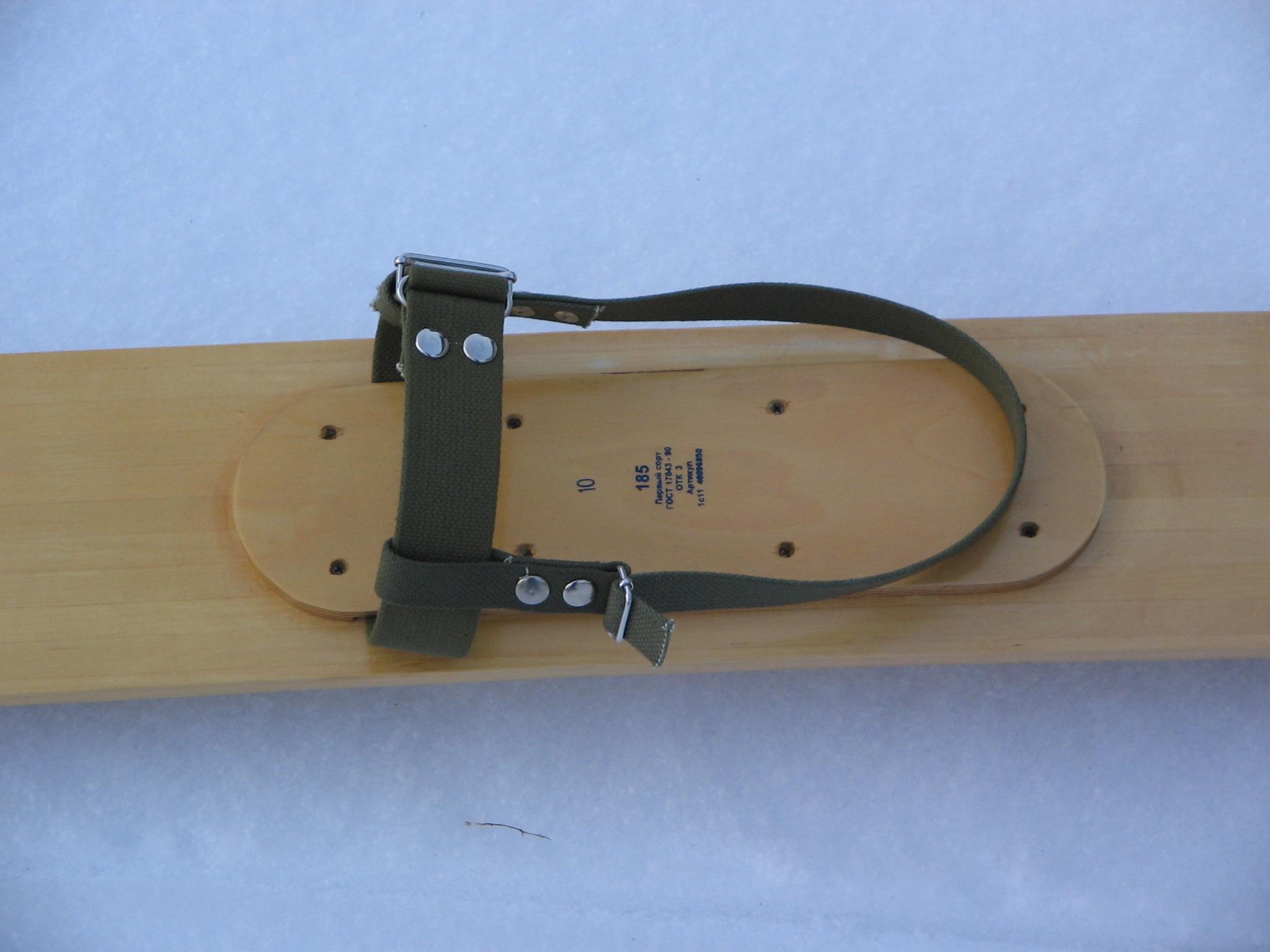 Как самому прикрепить крепления на лыжи