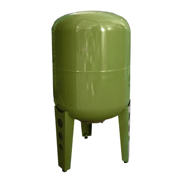 Гидроаккумулятор ДЖИЛЕКС ТОПОЛЬ ВМ 100 (7104), 100л вертик компановки с металлическим фланцем 7104d от Ravta