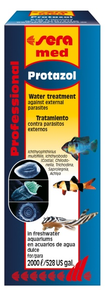 Sera Мед профессионал Протазол, 100 млСредства для ухода за аквариумом<br><br><br>Артикул: 2182<br>Бренд: Sera<br>Родина бренда: Германия