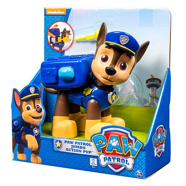 Paw Patrol Игрушка Щенячий патруль Большой щенок с рюкзаком-трансформером, Paw Patrol 16622 paw patrol 16604 щенячий патруль