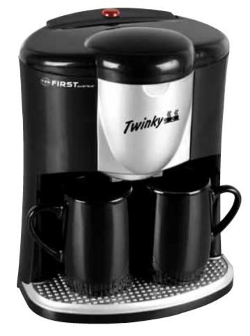 Кофеварка FIRST FA5453-B от Ravta