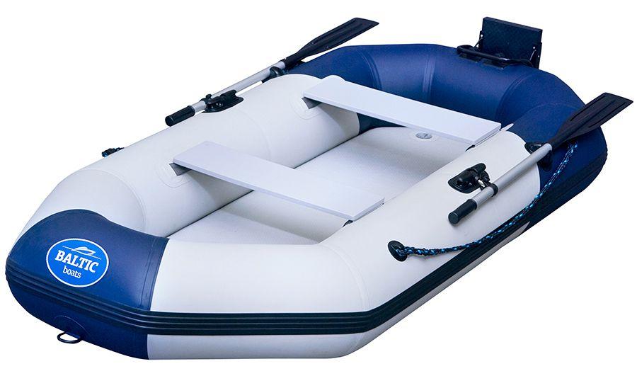 Лодки ПВХ с килем