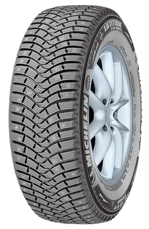235/65 R17 Michelin Latitude X-Ice North LXIN2 108T ШипЛегковые шины<br><br><br>Артикул: 201938<br>Сезонность шины: зимняя<br>Бренд: Michelin