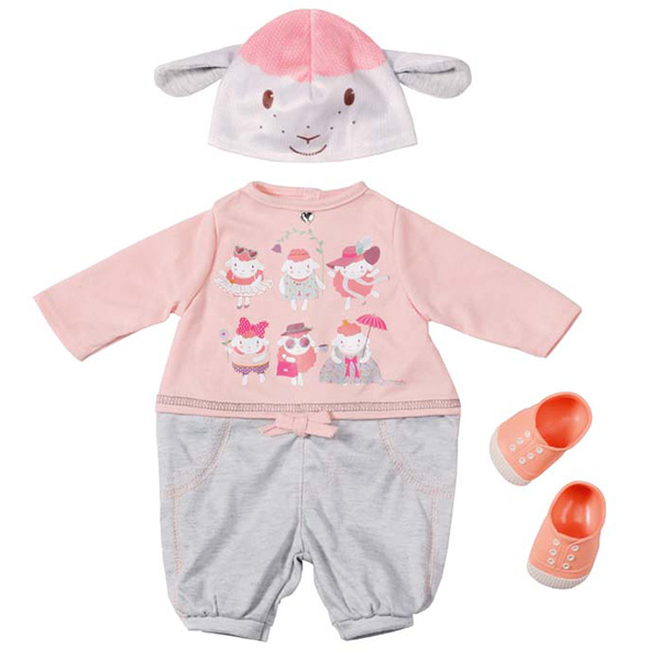 Zapf Creation Baby Annabell 794-623 Бэби Аннабель Одежда для прогулки от Ravta