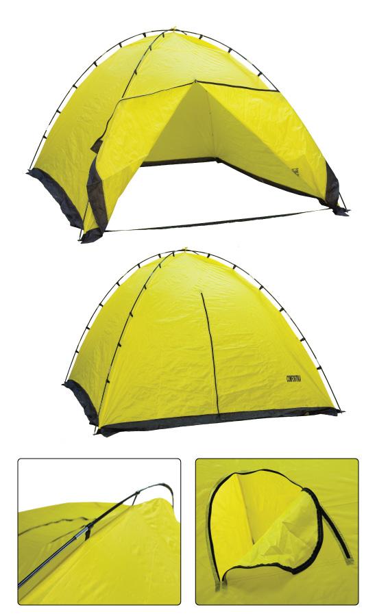 Палатка зим. Comfortika AT06 Z-4 1,5 х 1,5 м от Ravta