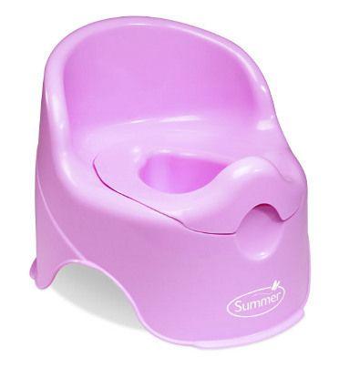 Горшок Lil' Loo Potty (цвет - Розовый), Summer Infant от Ravta