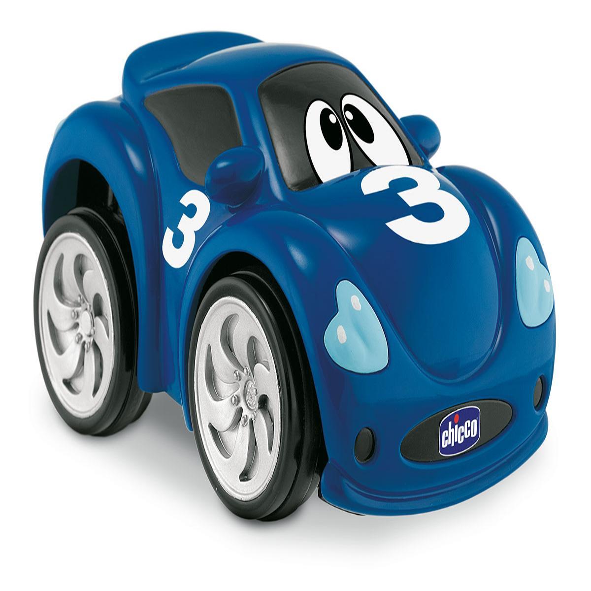 Турбо-машина голубая от Ravta