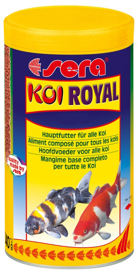 Sera Кои Ройал средний (4 мм), 21000 мл, 3.95 кг от Ravta