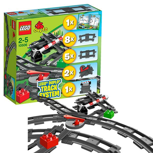 Конструктор Лего Дупло (Lego Duplo) Дополнительные элементы для поезда, Lego 10506LEGO Конструкторы<br><br><br>Артикул: 10506<br>Бренд: Lego