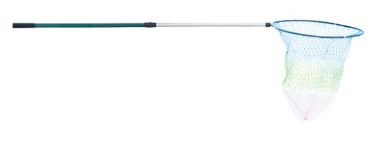 Подсачек Akara Rainbow LZ 50 1902 Z/LZL 50 1902 E алюм. лесковая сетка от Ravta