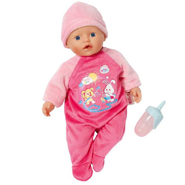 Zapf Creation Baby born 822-500 Бэби Борн my little BABY born Кукла быстросохнущая 32 см от Ravta