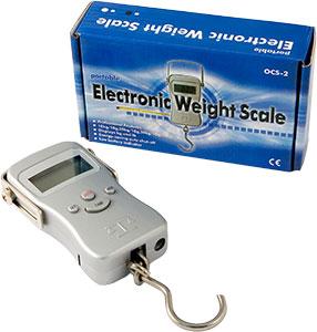 Весы электрон. OCS-2 от Ravta