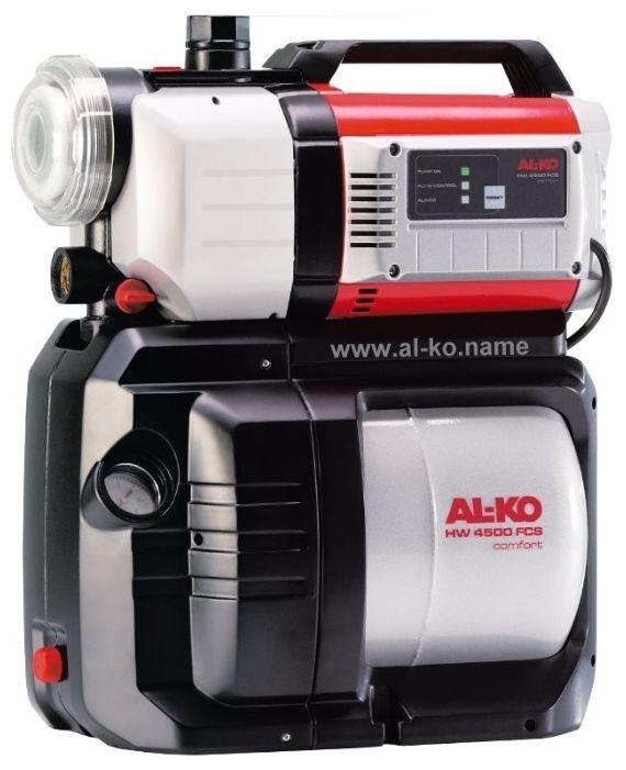 Насосная станция  AL-KO HW 4500 FCS Comfort от Ravta